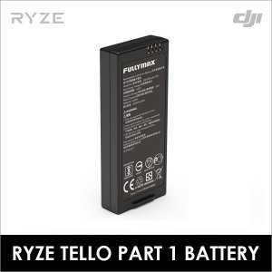 DJI RYZE Tello ラジコン テロ Tello 専用バッテリー「1個」 Tello Part 1 Battery Powered by DJI 定形外|vaniastore