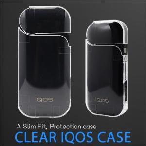 商品名:CLEAR iQos CASE  原産国:中国  素材:ポリカーボネート(PC)  サイズ:...