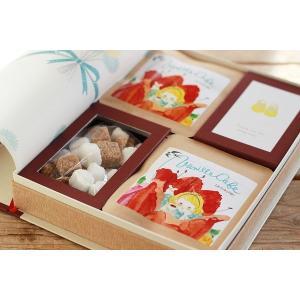 ノンカフェインドリップ コーヒーと絵本のセット(Cafe Time Book ) 専用BOX付き バニラ・カフェ|vanilla-cafe|04