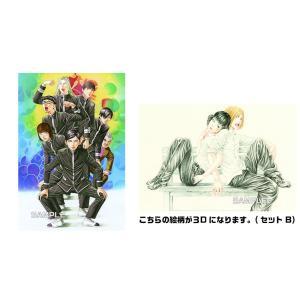 古屋兎丸USAMARU FURUYA/『帝一の國』3DポストカードセットB|vanilla-gallery