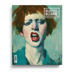 『Beautiful Bizarre Magazine』ISSUE 21|vanilla-gallery