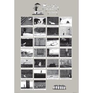 エドワード・ゴーリー/ポスター(ギャシュリークラムのちびっこたち)|vanilla-gallery