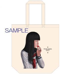 古屋兎丸/「Profile」オリジナルトートバック|vanilla-gallery