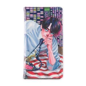 カネオヤサチコSACHIKO KANEOYA/【不本意な撮影会】iPhone8/7/6s/6対応 手帳型ケース|vanilla-gallery