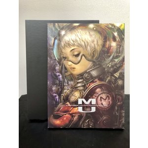 KCN 画集『MU』(サイン入りSigned)|vanilla-gallery