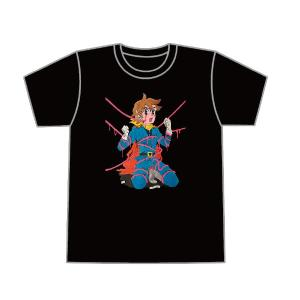 カネオヤサチコ よいこのTシャツ  即堕ちヒーロー|vanilla-gallery