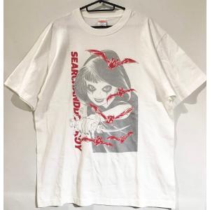 カネコアツシ「SEARCHANDDESTROY」 デスコTシャツ vanilla-gallery