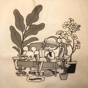 山本ルンルン トートバッグ|vanilla-gallery