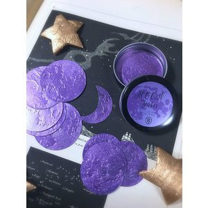 Radiostar ムーンステッカー (紫)|vanilla-gallery