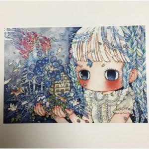 たま/ポストカード4枚セットA|vanilla-gallery