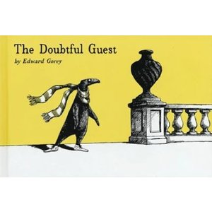 エドワード・ゴーリー/The Doubtful Guest|vanilla-gallery