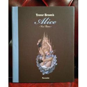 TREVOR BROWN『トレヴァー・ブラウンのアリス』(サイン入り)|vanilla-gallery