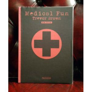 トレヴァー・ブラウンTREVOR BROWN/『Medical Fun』(サイン入り)|vanilla-gallery