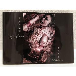 北村ケイ写真集『世界の解剖』(サイン入り) vanilla-gallery