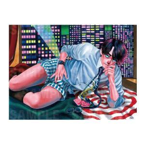 カネオヤサチコ プリント作品「不本意な撮影会」★受注生産★|vanilla-gallery