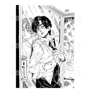 カネオヤサチコ プリント作品「裏取引」★受注生産★|vanilla-gallery