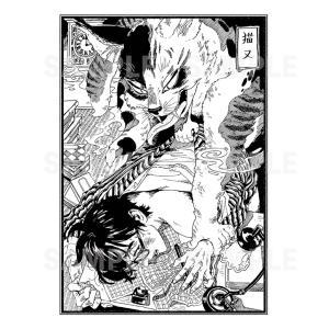 カネオヤサチコ プリント作品「猫又」★受注生産★|vanilla-gallery