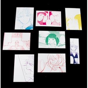 山下和美画業40周年記念展 オリジナルグッズ☆メッセージミニカード vanilla-gallery