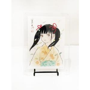 山下和美画業40周年記念展 オリジナルアクリルフレームA(ランド) vanilla-gallery
