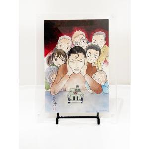 山下和美画業40周年記念展 アクリルフレームC(天才 柳沢教授の生活1) vanilla-gallery