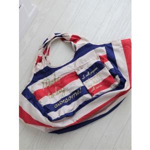 「大人が持ちたいと思うショッピングバッグ」そんなコンセプトから生まれたショッピングバッグです。 オシ...
