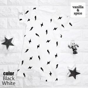 ■vanilla & spice(バニラ&スパイス) 今までにない白黒展開のみを掲げた子供服...