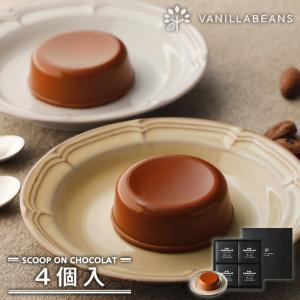 スクープオンショコラ4個入|vanillabeansyokohama