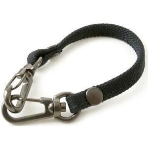 帆布のバッグ用ストラップ-A(ブラック)< キーホルダー アクセサリー 手提げ >|vannuyswebshop