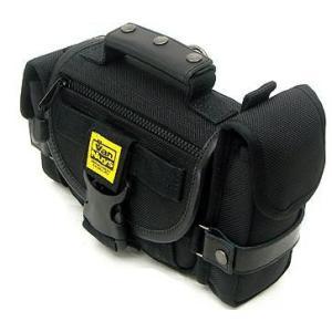 B1-S用メガネケース-A/SNAP(バリスティックナイロン製/ブラック)< オプション 小物ケース ポーチ サブポケット 眼鏡 サングラス >|vannuyswebshop