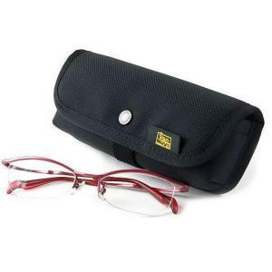 メガネ 用 ソフト ケース /横型(バリスティックナイロン製)< 眼鏡ケース めがね サングラス >|vannuyswebshop