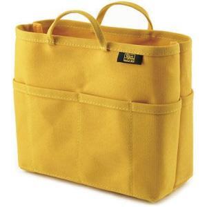 帆布 の バッグインバッグ ( 8号帆布 製/ イエロー ) < 収納 かばん ポーチ >|vannuyswebshop