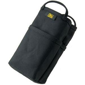 帆布 の バッグインバッグ /縦型( 8号帆布 製: ブラック ) < 収納 かばん 旅行 ポーチ >|vannuyswebshop