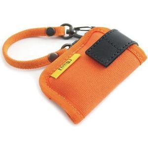 帆布 の FRISK ケース (8号帆布製)オレンジ< フリスク タブレット ガム 禁煙 ミント >|vannuyswebshop