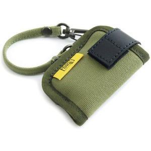 帆布 の FRISK ケース (8号帆布製)オリーブ < フリスク タブレット ガム 禁煙 ミント >|vannuyswebshop