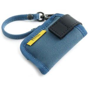 帆布 の FRISK ケース (8号帆布製)ブルー < フリスク タブレット ガム 禁煙 ミント >|vannuyswebshop