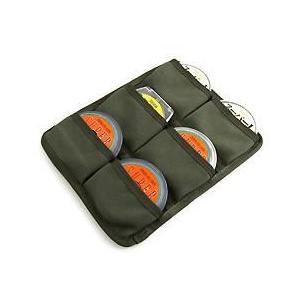 <オプション>ポケットインポケット−B (8号帆布撥水加工)グリーン< 帆布 釣り フィッシング ラインケース >|vannuyswebshop