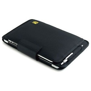 iPadなどが入る多目的ポケット付きMacBook Air 13インチ用薄型キャリングケース【バンナイズ/VanNuys】|vannuyswebshop
