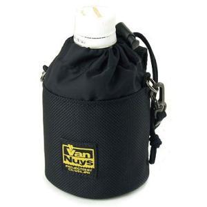 ベルトにしっかり取り付けられるボトルホルダー/350ml用 帆布のバッグ用ストラップ付き< アウトドア ボトルケース ボトルカバー > vannuyswebshop
