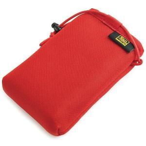 バッグの中にポンッと放り込んでおける SONY ポータブル電源 FLATタイプ (10,000mAh) CP-F10L用ふわふわケース (開口部ストッパー付き)< バッテリー >|vannuyswebshop|02