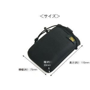 バッグの中にポンッと 放り込んでおける SONY Cyber-shot RX100M4/RX100M3/ RX100M2/RX100 HX30V/HX9V用 ふわふわケース (開口部ストッパー付き)|vannuyswebshop|06