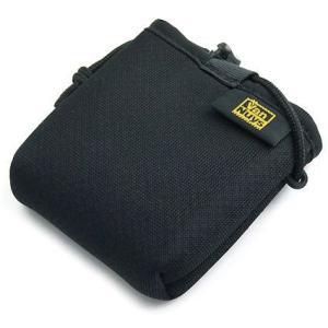 バッグの中にポンッと放り込んでおける妙に安心感のある イヤフォン 用ふわふわケース(開口部ストッパー付き)< イヤホン 保護 ケース > vannuyswebshop