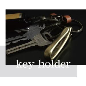 真鍮製 吊り下げ フック の キーホルダー < 真鍮 アンティーク キーリング >|vannuyswebshop|03