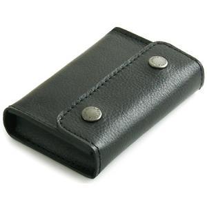 大容量 でも コンパクト な カードケース /20枚用(仕切り1枚付き) < 牛革 カードホルダー >|vannuyswebshop