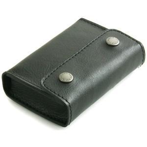 大容量 でも コンパクト な カードケース /30枚用(仕切り1枚付き) < 牛革 カードホルダー >|vannuyswebshop