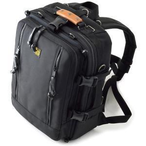 スクエア バックパック/ハイエンドカスタムモデル(トリプルファスナー ポケット付き) < リュック アウトドア メンズ 大容量 >|vannuyswebshop