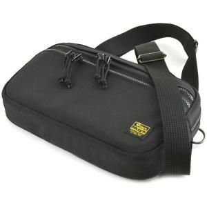 薄型 ライト ショルダー / D60 (バリスティックナイロン製) ブラック < ショルダーバッグ 斜め掛け 鞄 カバン メンズ メッセンジャー >|vannuyswebshop