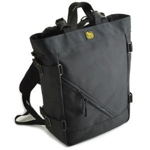 トート&バックパック (バリスティックナイロン製) ブラック < トートバッグ 手提げ メンズ 鞄 かばん かばん リュック backpack >|vannuyswebshop