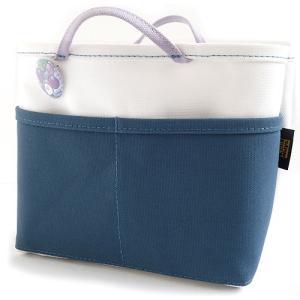 帆布 の バッグインバッグ / もぎたて シリーズ < bag in bag 整理 ポーチ かばん トラベル グッズ かわいい pouch >|vannuyswebshop