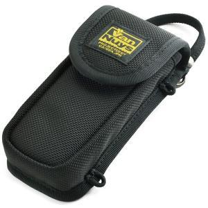 RICOH THETA S用 セミフラップ 縦型キャリングケース/スリム <帆布のバッグ用 ストラッ...