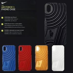 NIKE(ナイキ) エアフォース1 iPhoneXフォンケー...